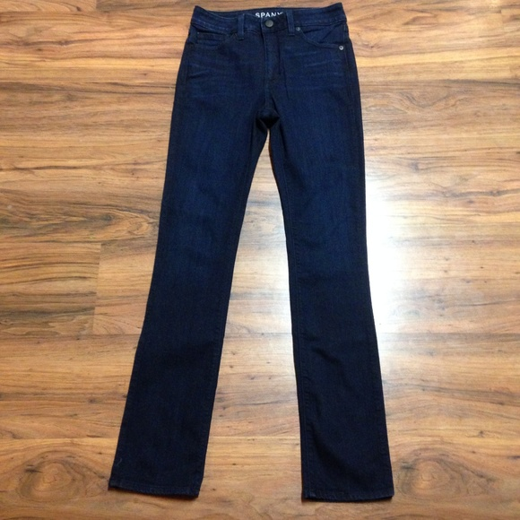 SPANX Denim - Spanx Jeans Pants (Factory Sample) 27 Tall
